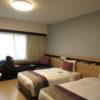 東京大学受験おすすめホテルメトロポリタンエドモント宿泊記